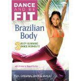 Picture of Dance and be Fit Magazine cover with Kimberly Miguel Mullen in a dance pose